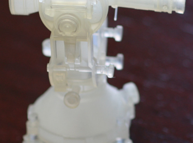 Wild T3 1/4th scale in Frosted Ultra Detail