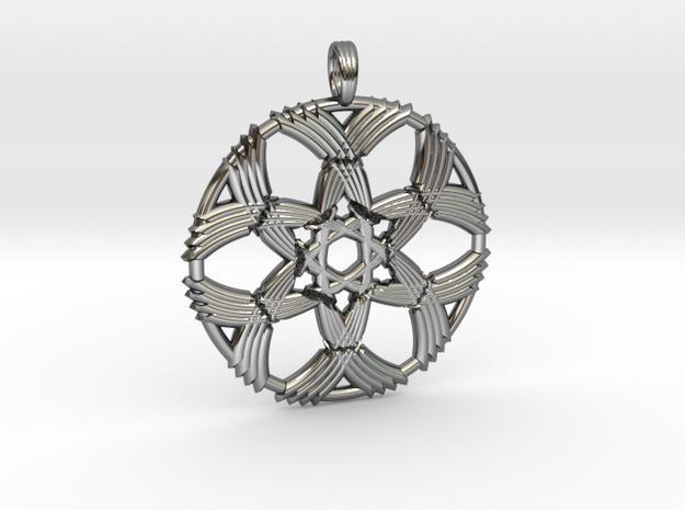LEMURIAN WELLSPRING in Premium Silver