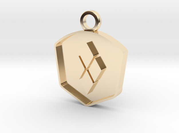 Co-Founder's Impact Award in 14K Yellow Gold