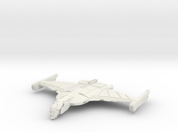 BloodHawk Class A Warbird Refit II in White Strong & Flexible