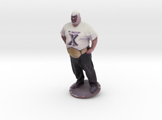 Mr. Wrestling X