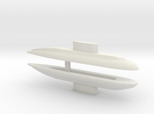 Kilo-class x 2, 1/2400