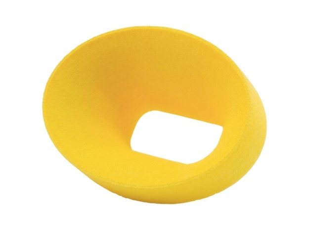 Pax Loader (Pax 2 & 3) in Yellow Processed Versatile Plastic