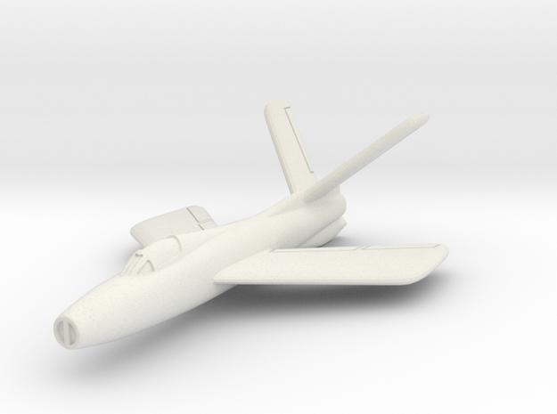 Republic XF-91 Thunderceptor (In flight) 6mm 1/285