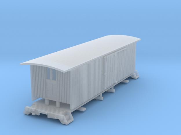 HOn3 30ft Milk Car 3d printed