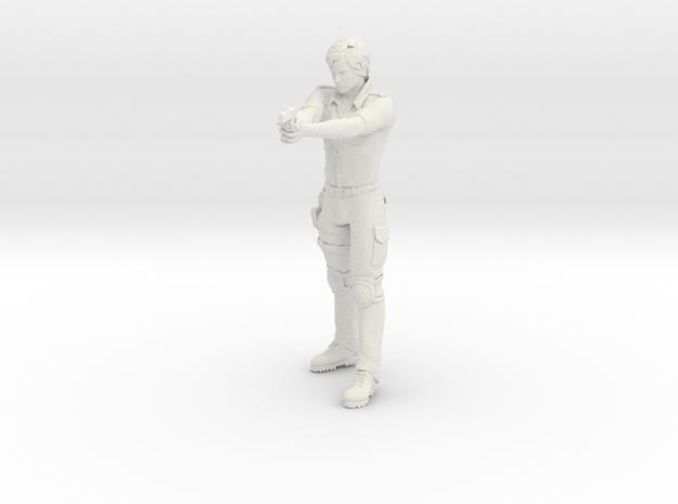 Rei: Zombie Hunter [Kaspar Wasp Wriggley] model ki