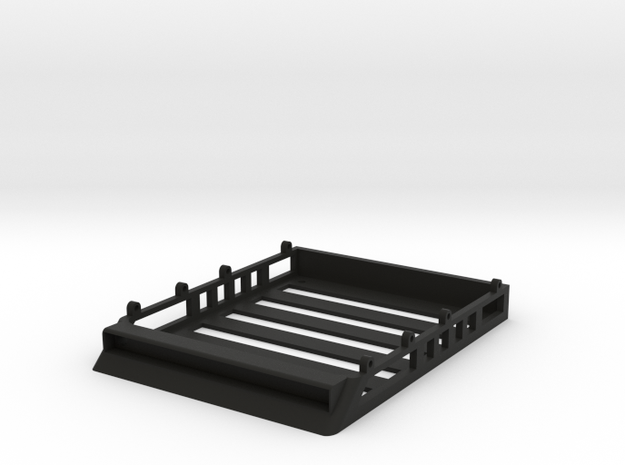 Cherokee Roof Rack in Black Natural Versatile Plastic