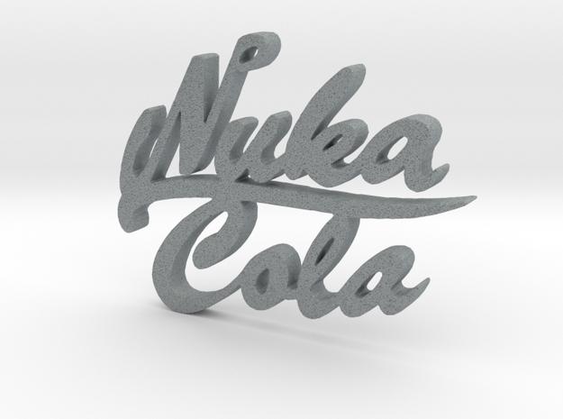 Nuka Cola Text Pendant