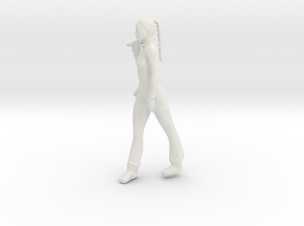 Rei: Zombie Hunter Dragon Mind: Serenity Helmspers in White Natural Versatile Plastic