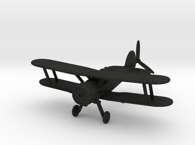1/144 Gloster Gladiator Mk.II 3d printed