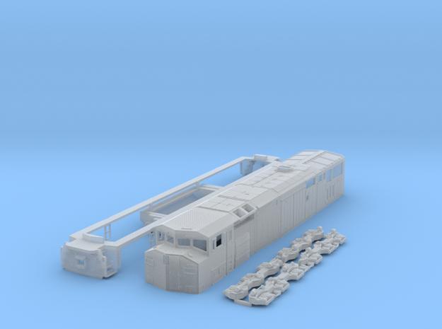 TT Scale Dash 8-40cm in Smooth Fine Detail Plastic