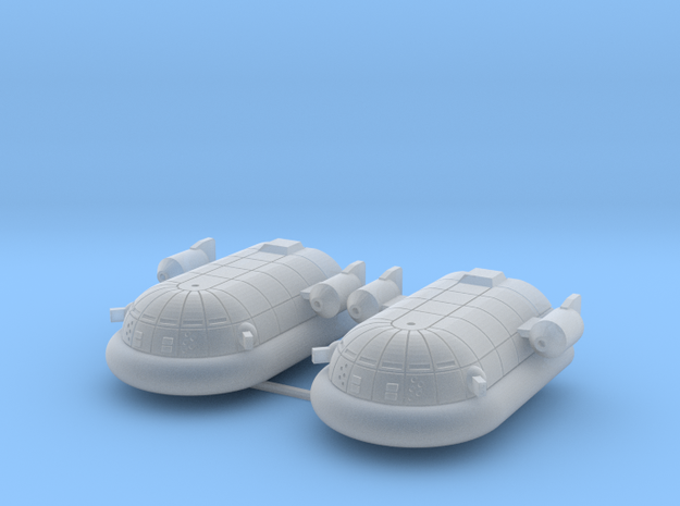 Maxmillian Hover Transport 3d printed