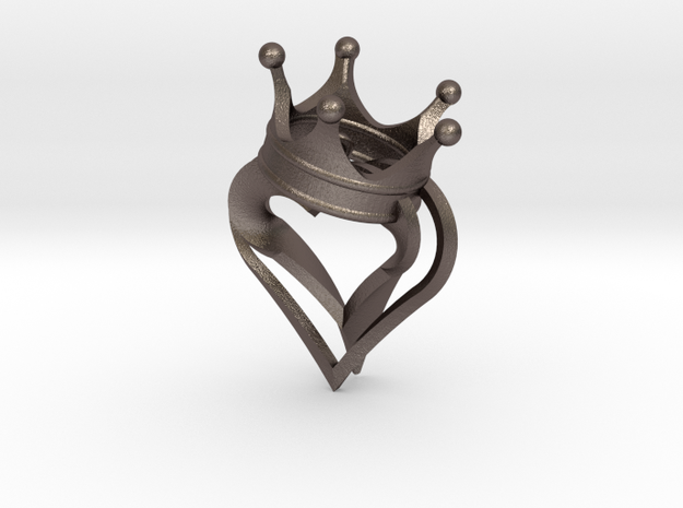 King Of Hearts Pendant 2