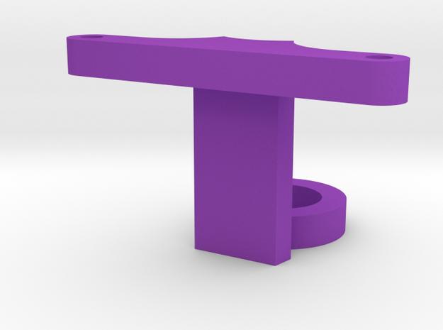 Auto-Leveling Proximity Sensor Bracket for K800 Ko in Purple Strong & Flexible Polished