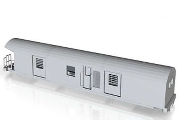 AG Capital Connection, NZ, (NZ120 / TT, 1:120) in Smooth Fine Detail Plastic