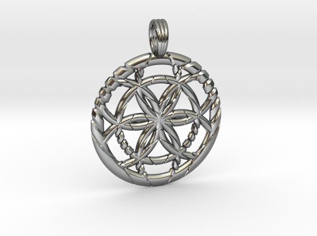 RINGS OF LIFE in Premium Silver