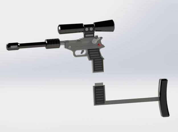 Megatron 5mm Peg 3d printed