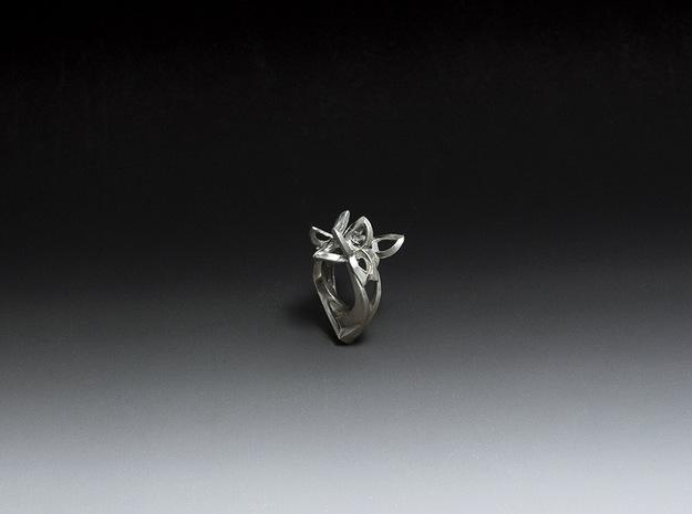 Arke Ring 3d printed