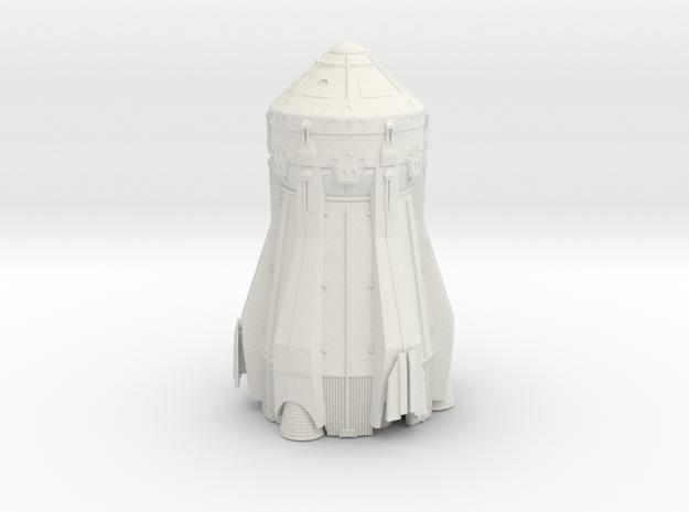 1/72 NASA / JPL ARES MARS ASCENT VEHICLE (MAV) in White Natural Versatile Plastic