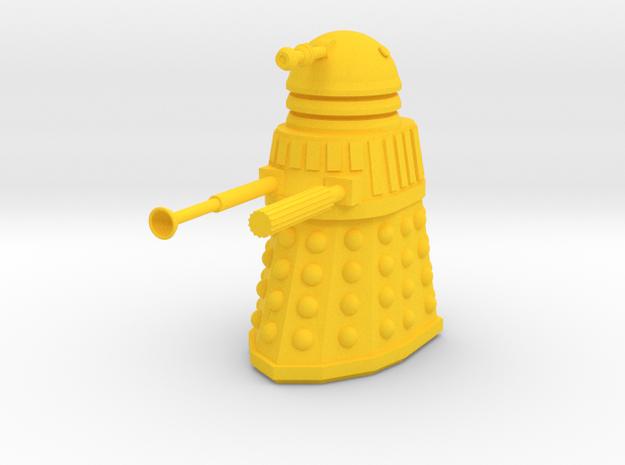 Daleck02 in Yellow Processed Versatile Plastic