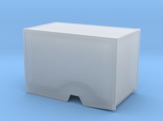 RTW-Aufbau von Hospimobil in Smooth Fine Detail Plastic
