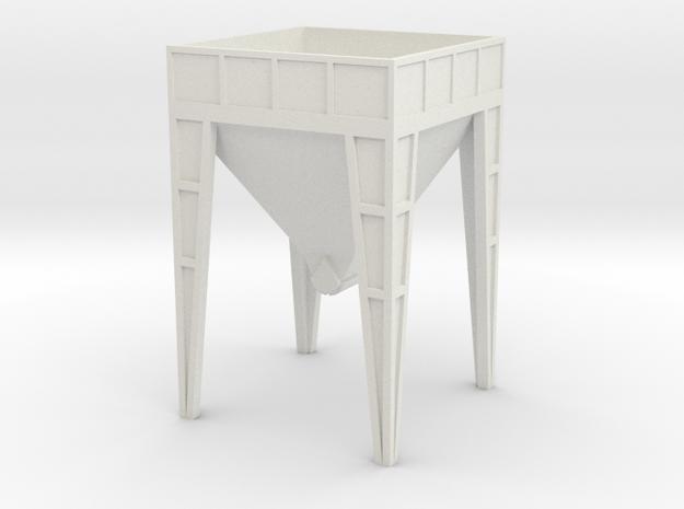 N Scale Aggregate Hopper #2