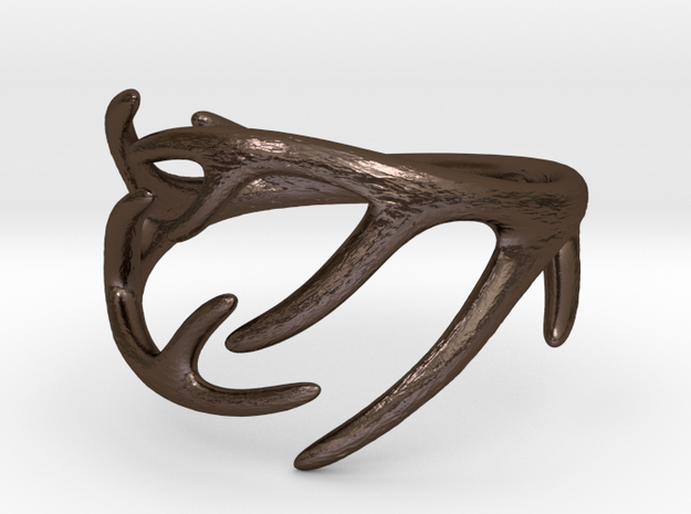 Antler Ring No.2(Size 8)