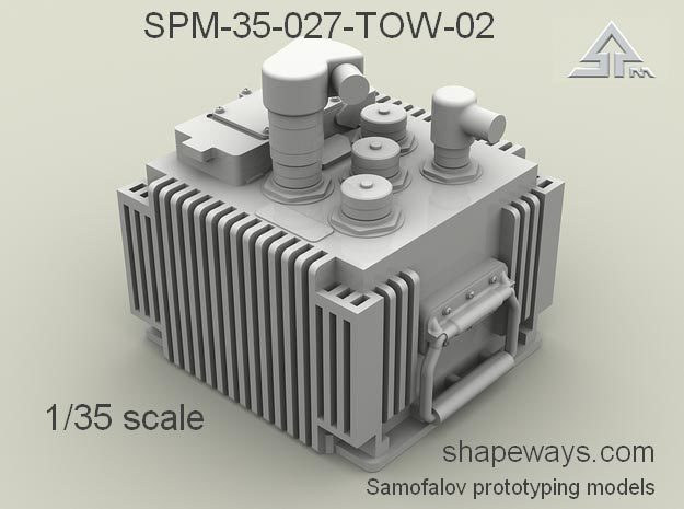 1/35 SPM-35-027-TOW-02 TOW FCS