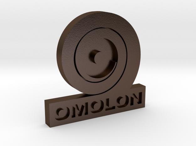 Omolon Foundry Personal Emblem