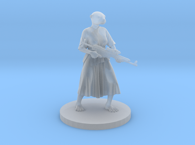 Saukko Light Infantry in Smoothest Fine Detail Plastic