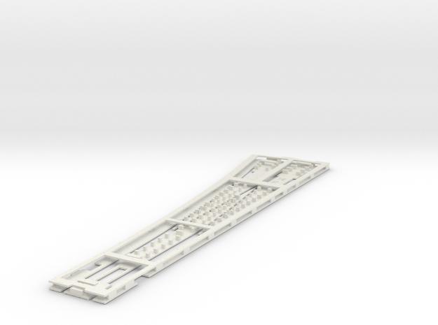 P-165stw-75-large-rh-point-plus-base-1a in White Natural Versatile Plastic