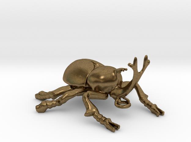 Hercules Beetle pendant