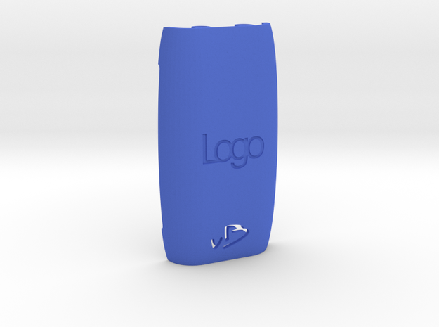 DNA200 - Personalised Ergonomic Standard Back in Blue Processed Versatile Plastic