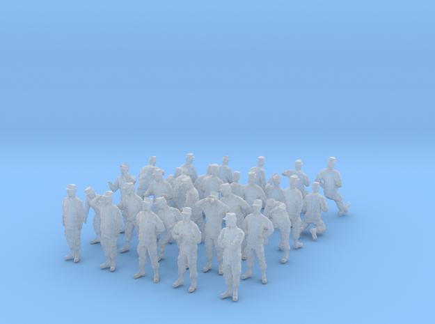 1-160 USN Modern Sailors Set1
