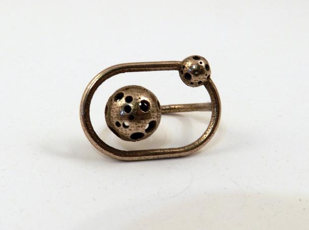 Moonball Orbit Ring
