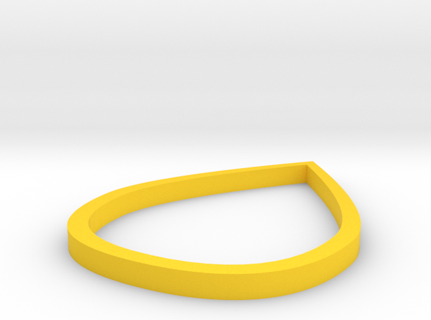 Model-1b5fe9d96ae37dd27310c64373c9e28f in Yellow Strong & Flexible Polished