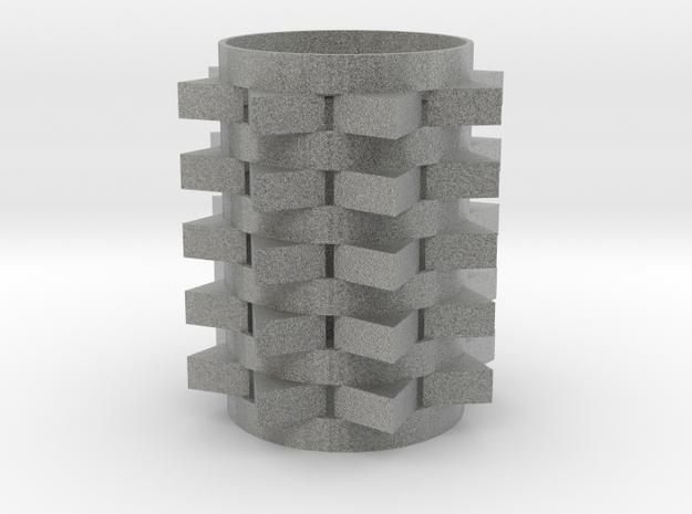 Acuhold in Metallic Plastic