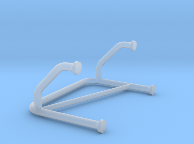 Rollbar for Orlandoo OH35P01 4WD 1/35 Crawler Kit in Smooth Fine Detail Plastic