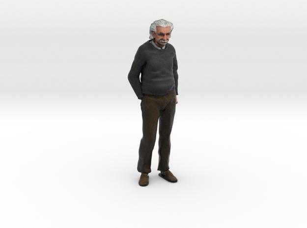 1:20.32 scale Albert hand in pocket full color in Full Color Sandstone
