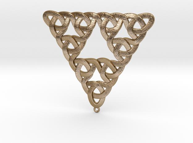 Sierpinski Trefoil Knot