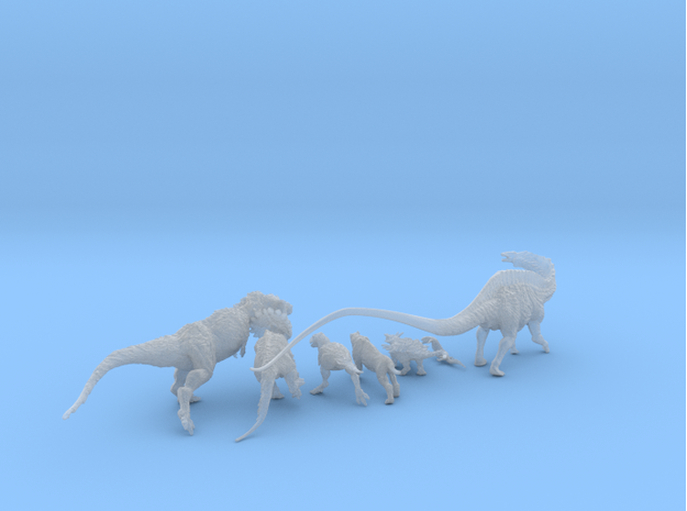 Mini Prehistoric Collection 3