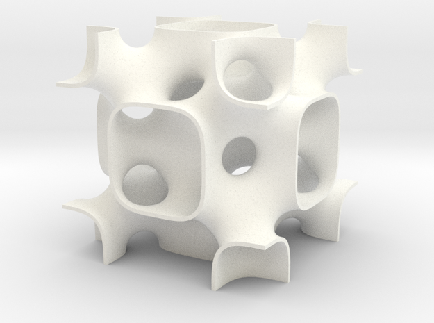 FRD surface 3d printed