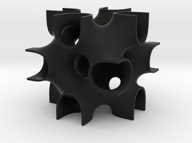 Gozdz' BFY surface 3d printed