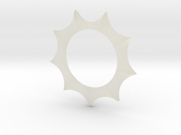 Sweep: Vesica 3d printed