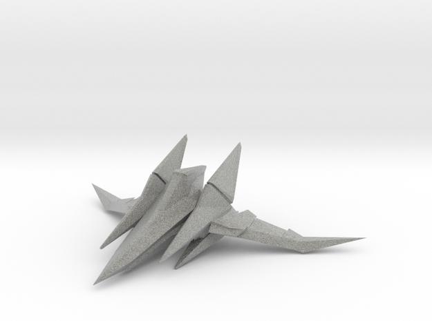 Arwing (Starfox) 3d printed
