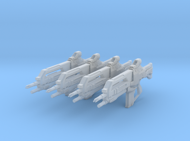 Vindicator XI (1:18 Scale) 4 Pack
