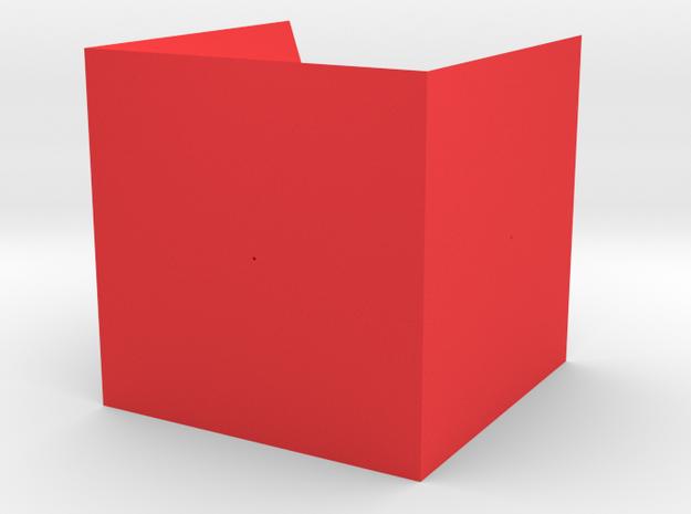 Tennis Cube 3d printed