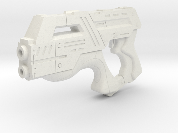 Mass Effect 1:6 M-6 Carnifex Heavy Pistol