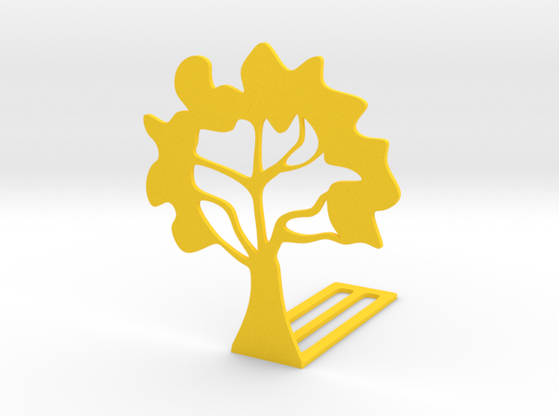 Yggdrasil in Yellow Processed Versatile Plastic