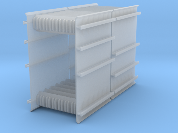 End Rack 2-pack in Smooth Fine Detail Plastic